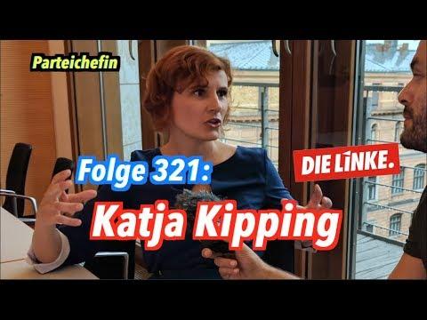 Katja Kipping, Parteivorsitzende der Linken - Jung & Naiv: Folge 321