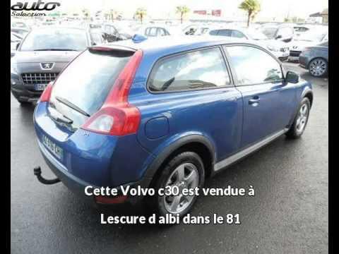Volvo c30 occasion visible à Lescure d albi présentée par Sn diffusion
