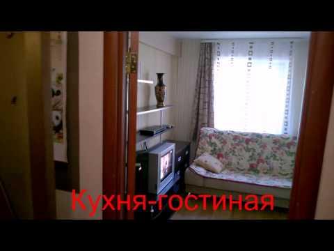 2комнатная квартира на Чайковского, 37