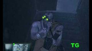 Splinter Cell Double Agent: Sea of Okhotsk (2/2) Mission 4