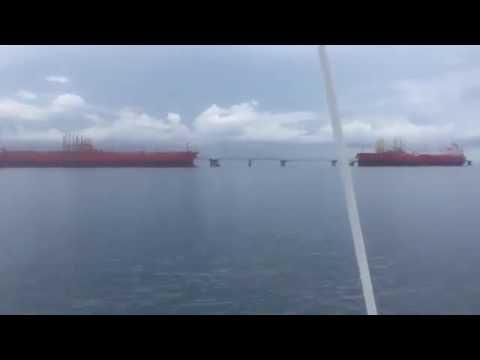 Bahama's oil rigs.