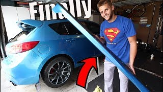 homepage tile video photo for Fixing The Mazdaspeed 3's Biggest Problem