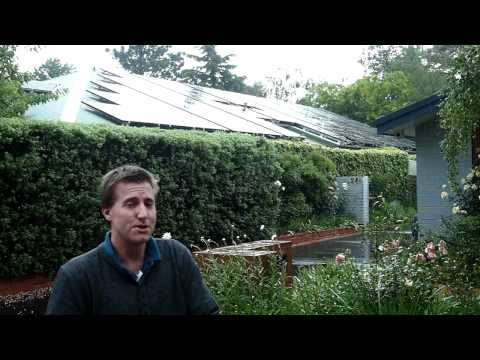 Biggest Solar power system on a house in Canberra