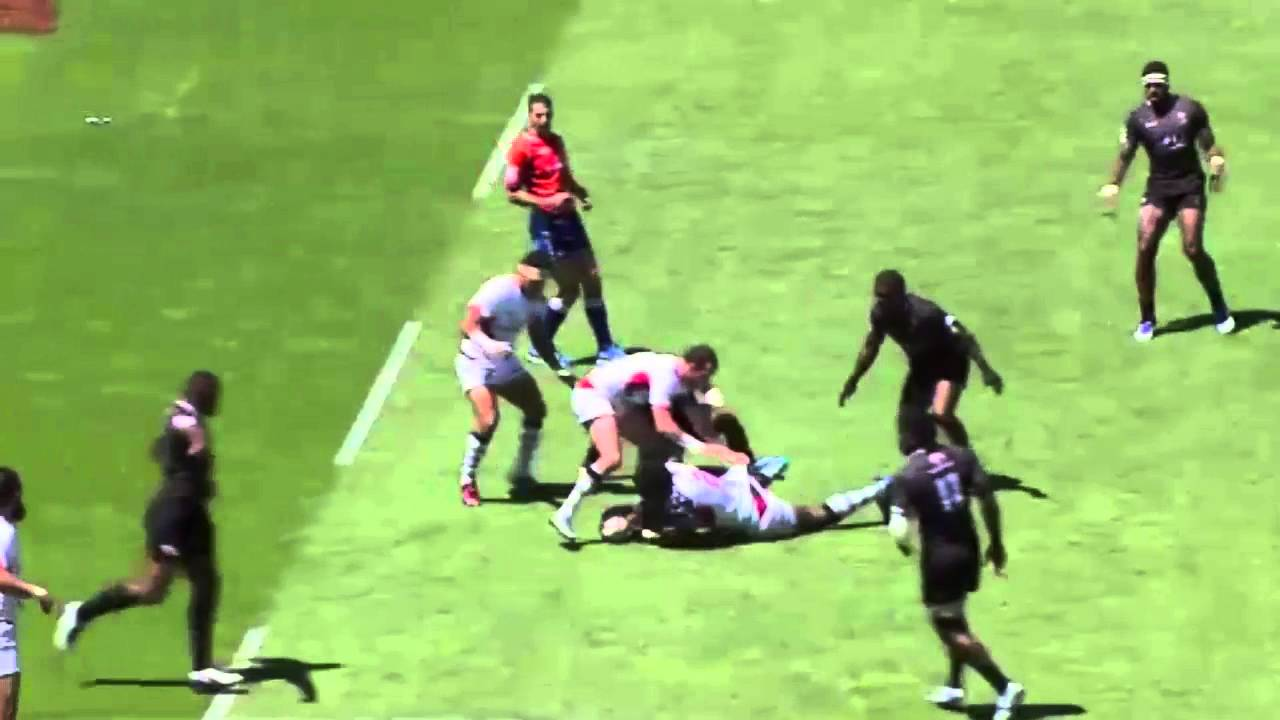 2016 Wellington 7s Qf4 Fiji Vs Usa