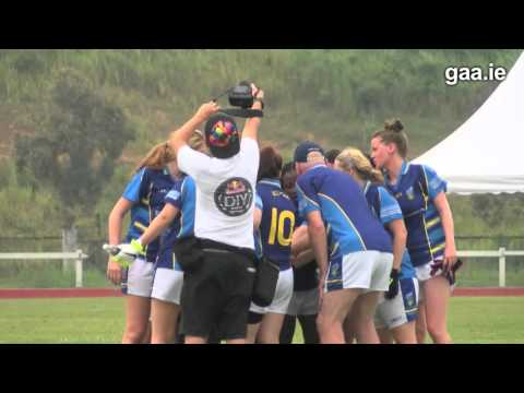 Previewing the 2015 Asian Gaelic Games