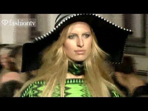 Fashion Trends - Hats ft Karolina Kurkova and Heidi Mount - Spring/Summer 2011 | FashionTV - FTV