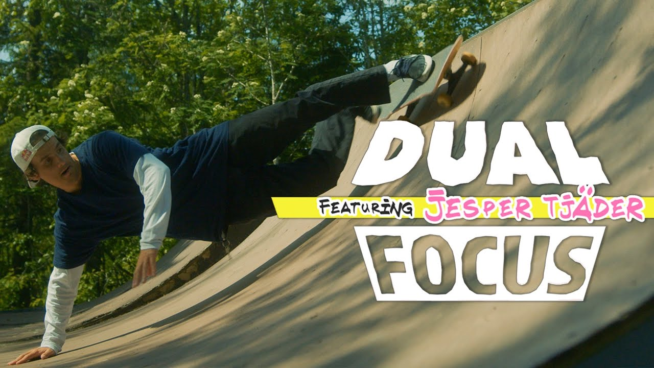 What does Jesper Tjäder do in summer?   Dual Focus Episode 1