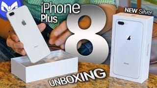 iPhone 8 PLUS UNBOXING PRIMERAS HONESTAS IMPRESIONES