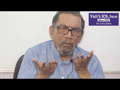HOW TO CRACK IAS? VAID SIR | VAIDS ICS DELHI