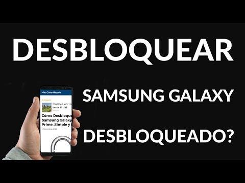 Cómo Desbloquear Samsung Galaxy Grand Prime. Simple y Rápido