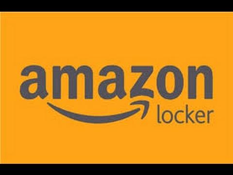 Amazon Locker!