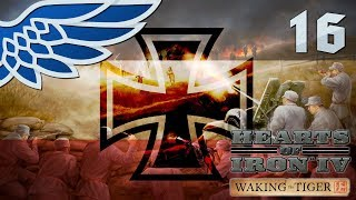 HEARTS OF IRON 4 | SCANDINAVIA FALLS PART 16 - HOI4 WAKING THE TIGER Let's Play Gameplay