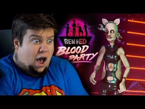 БРЕЙН И ДАША ЗОМБИ НА ВЕБКУ! - Ben And Ed - Blood Party