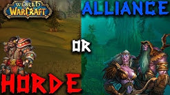 Horde druid or Alliance druid? | Tauren or Night Elf | PvP or PvE | DPS Tanking or Healing