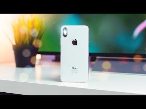 TOP 5 : Ce que je Préfère sur l'iPhone X !