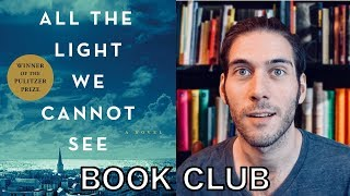 All the Light We Cannot See || July Book Club