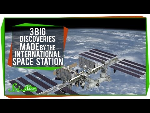 3 Big Discoveries Made by the International Space Station
