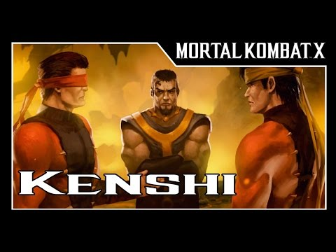 MORTAL KOMBAT X - FINAL DO KENSHI [Dublado]
