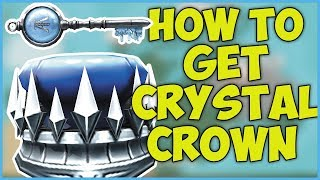 *FULL TUTORIAL* HOW TO GET CRYSTAL CROWN OF SILVER 🔑 (Roblox Ready Player One)