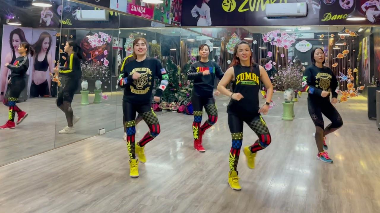 Mueve Zin 90/Zumba fitness/Choreo/zinMyDang.
