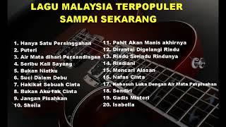 Koleksi lagu malaysia yang enak di dengar...