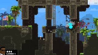 Broforce Full game 8/1/2014