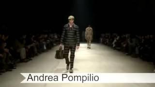 Andrea Pompilio Fall 2013 Runway Show at Pitti Uomo Thumbnail