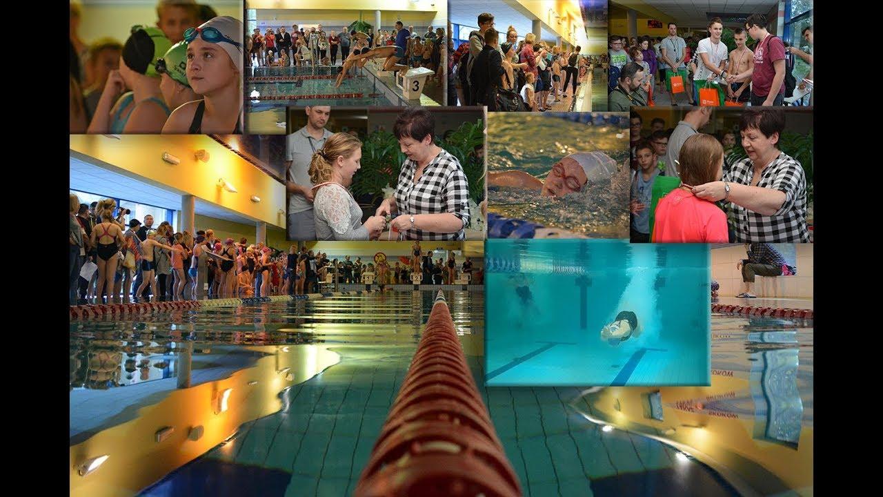 Jantar: II Otwarte Mistrzostwa Gminy Stegna w pływaniu. – 18.11.2017