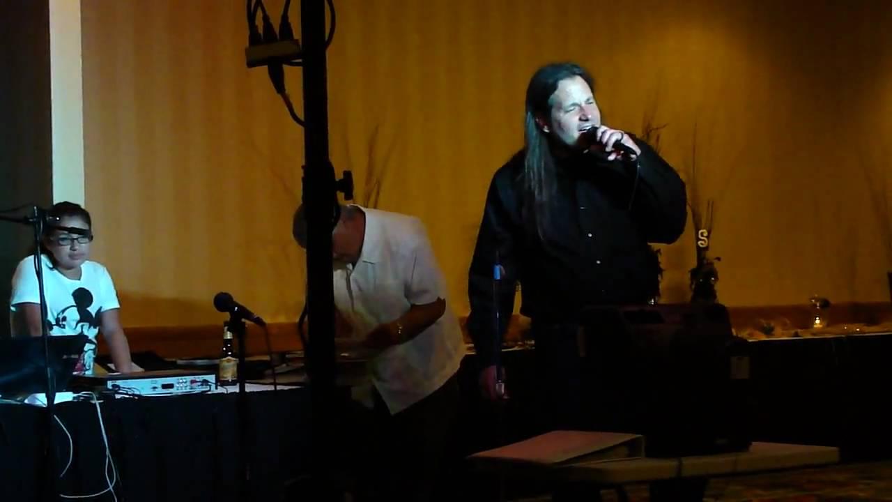 Sean Frankhouser sings Ricky Nelson\'s Garden Party - YouTube