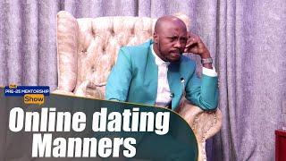 Online Dating Manners - The Benjamin Zulu Show