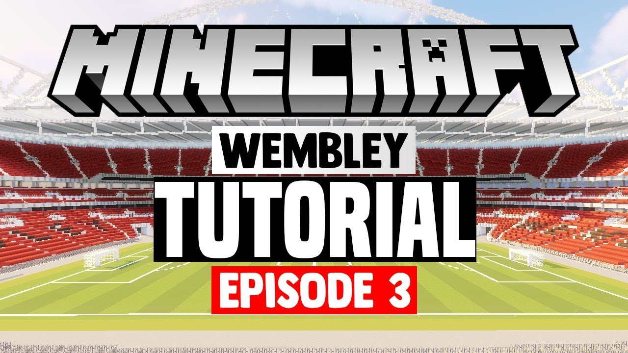 Minecraft stadium builds wembley stadium 3 stands youtube minecraft stadium builds wembley stadium 3 stands sciox Gallery