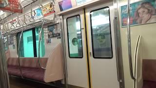 【小田急】4000形 JR東日本常磐線各駅停車 取手行き