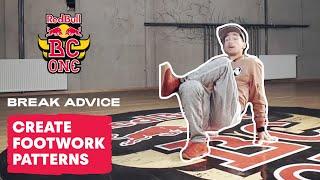 B-Boy Ronnie teaches Patterns | Break Advice Ep 1