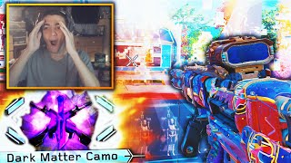 "TRICKSHOT TO UNLOCK DARK MATTER!! - BLACK OPS 3 UNLOCKING ""DARK MATTER"" DBSR-50 DLC WEAPON! (BO3)"