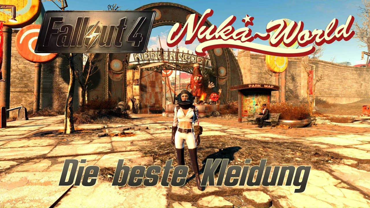 Fallout 4 Guide: Die beste Nuka-World-Kleidung