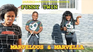 Download Marvelous Comedy - MARVELOUS & MARVELLA (Family The Honest Comedy Ep1)