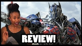 Transformers: Age of Extinction Review! - CineFix Now