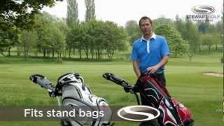 stewart golf z3 push trolley