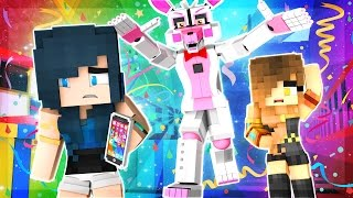 Video Minecraft Babies - FUNTIME FOXY IS GOING TO EAT ME!!! (Minecraft FNAF Roleplay) download MP3, 3GP, MP4, WEBM, AVI, FLV Januari 2018