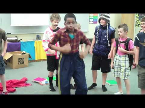 Boles Middle School Classroom Musical Contest Entry