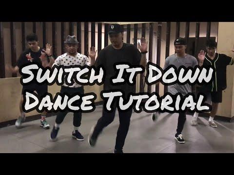 Switch It Down Tutorial Feat. JI AR