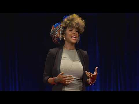 Revolution is the sound of your heart still beating | Dominique Christina | TEDxMileHigh