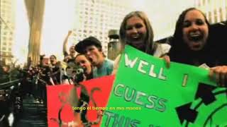 Steve Aoki Ft. blink-182 -Why are we so broken subtitulada español