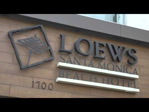 Loews Santa Monica Beach Hotel :: Water Hero