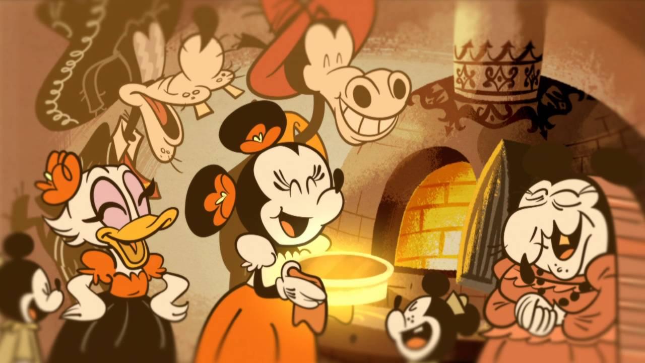Mickey Mouse Fijne Verjaardag Disney Be Youtube