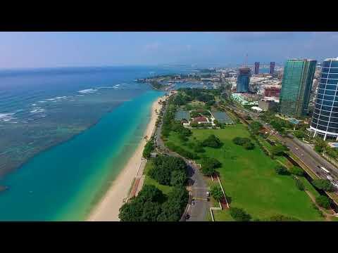Waikiki Marina Location Video