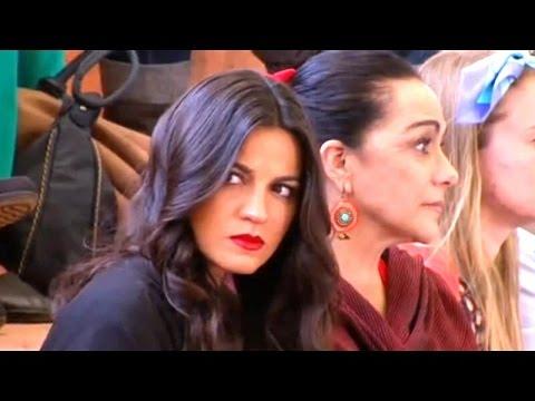La Gata | Esmeralda y Pablo pelean en un jaripeo