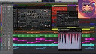 Reggaeton Logic Pro X Template Bathroom