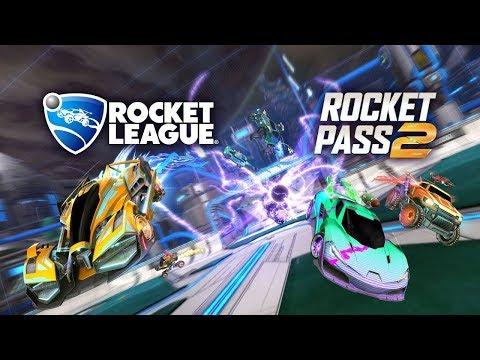 ROCKET PASS 2! ЧЕ ПО ВНЕЗАПНЫМ СТРИМАМ?! | ROCKET LEAGUE thumbnail