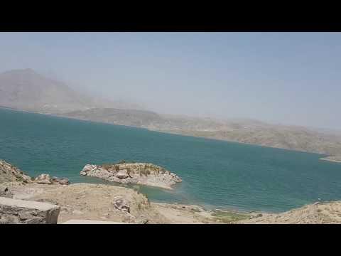 Kabul Surobi District beautiful view.
